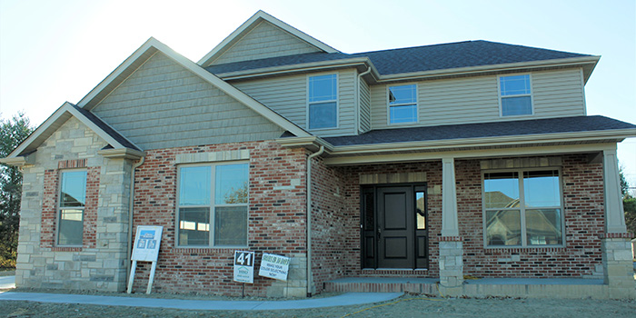 View the realtor listing for 3413 Piney Court in Swansea, IL by Homes by Deesign