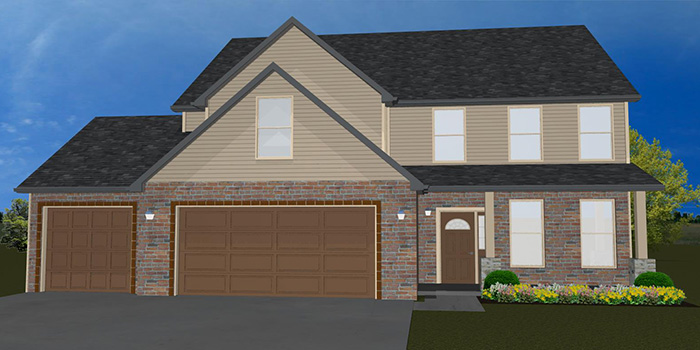 View the realtor listing for 638 Mortar St., Mascoutah, IL by Homes by Deesign